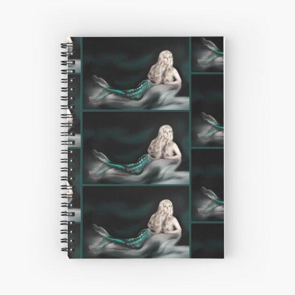 ATARGATIS Spiral Notebook