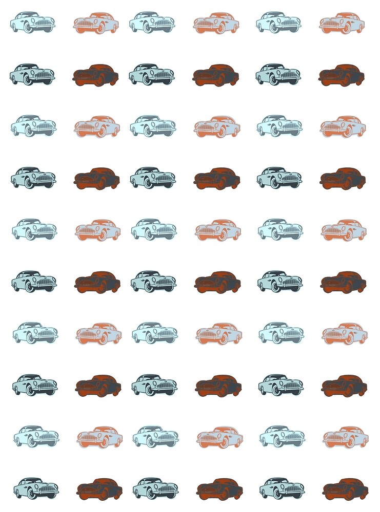 Vintage cars by Quick2Draw