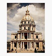 Historical Architecture Photographic Print