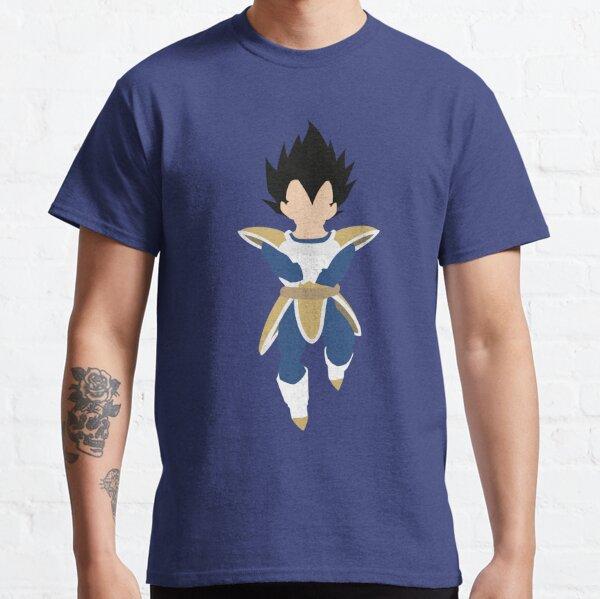 Vegeta Minimalista Camiseta clásica