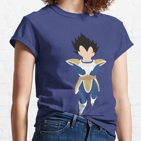 Vegeta Minimaliste T-shirt classique