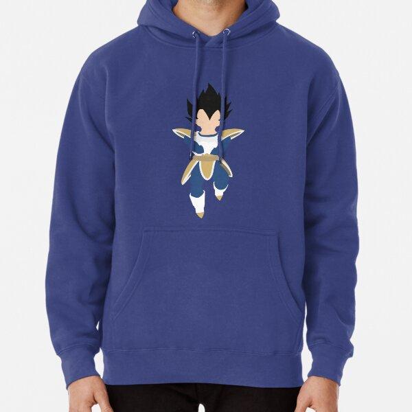 Vegeta Minimalist Pullover Hoodie