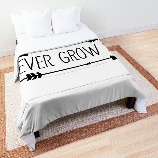 Never Grow Up Comforter