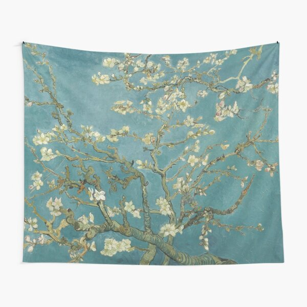 Almond Blossom - Vincent Van Gogh Tapestry