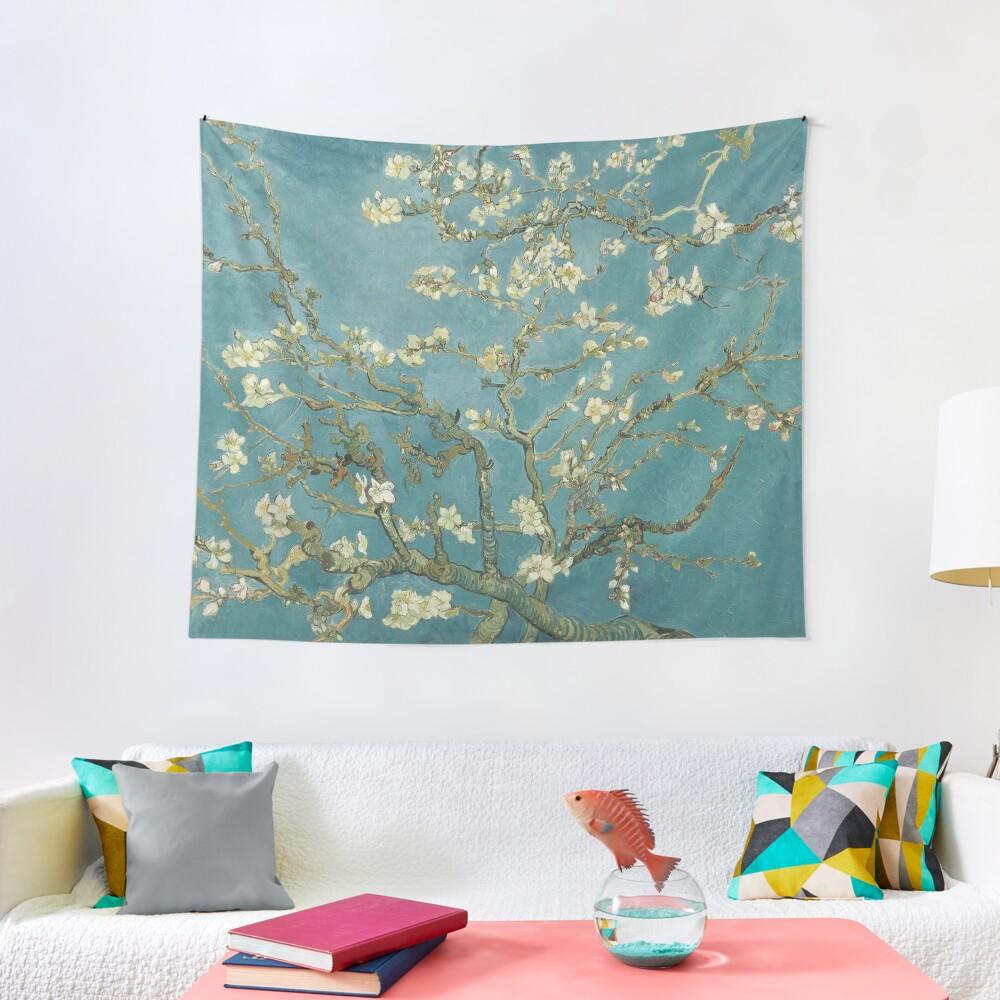 Almond Blossom - Vincent Van Gogh Tapestry