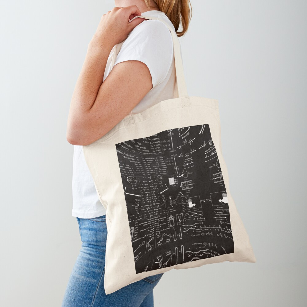 General Physics College Course PHY110, #GeneralPhysics #CollegeCourse #PHY110 #Physics  Tote Bag