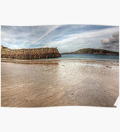 Douglas Quay Alderney - Another view Poster