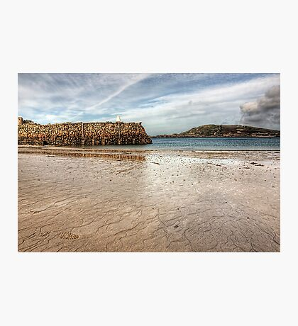 Douglas Quay Alderney - Another view Photographic Print