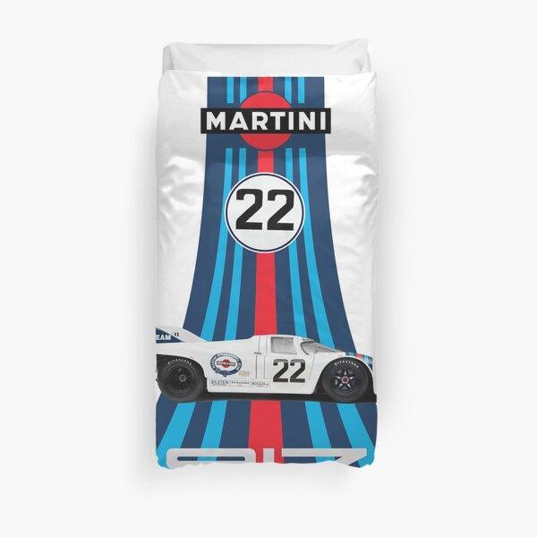 Porsche 917 Martini Racing 1971 Housse de couette