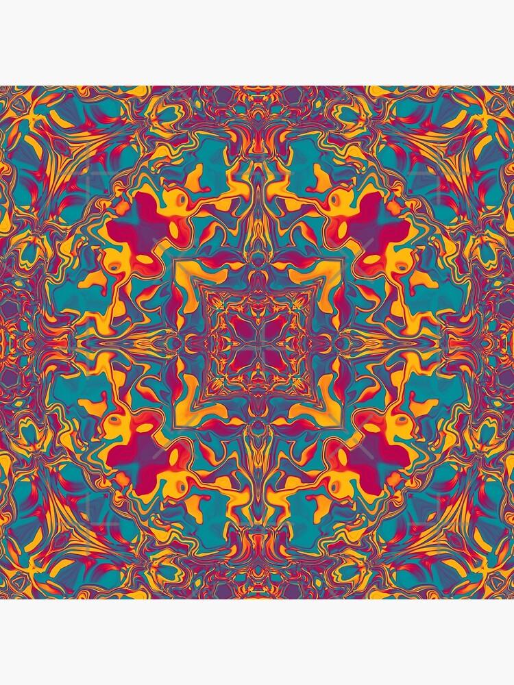 Liquefied Flow III - Chilli by ifourdezign