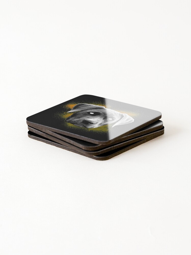 Alternate view of The Soulshaker Coasters (Set of 4)