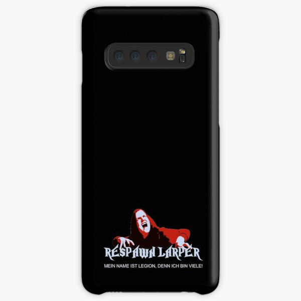 RespawnLARPer - My name is Legion Samsung Galaxy Snap Case