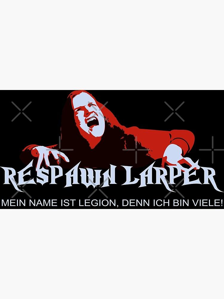 RespawnLARPer - My name is Legion by cglightNing
