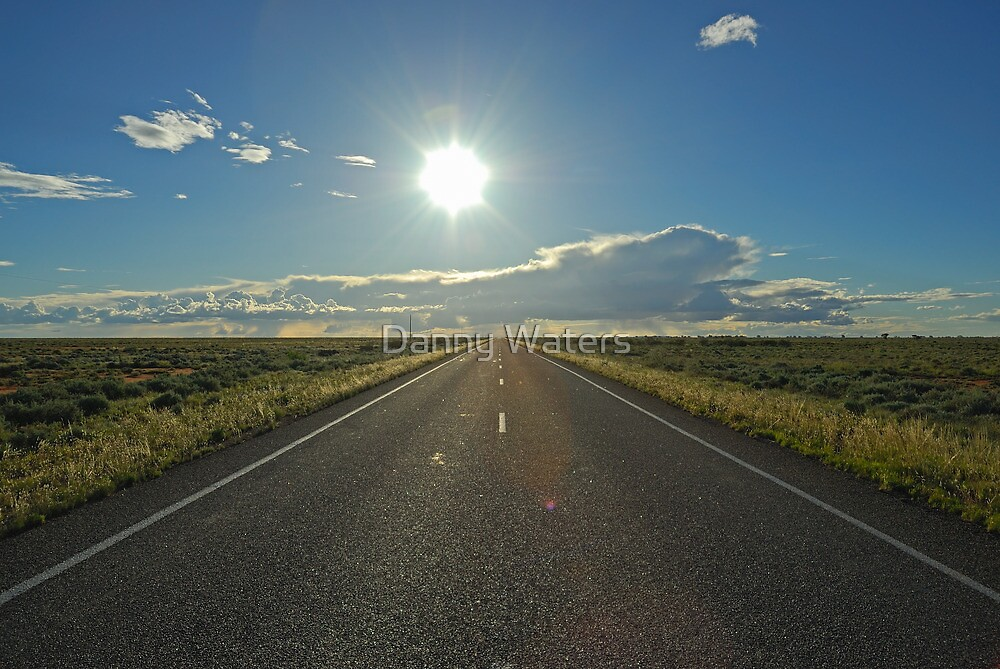 long straight road - photo #26