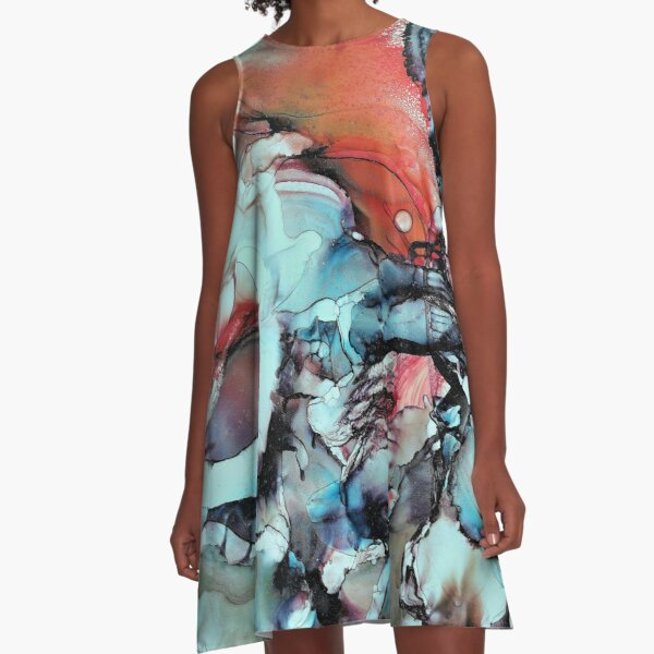And in the end A-Line Dress