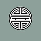 Shou (壽) / Longevity by Thoth Adan