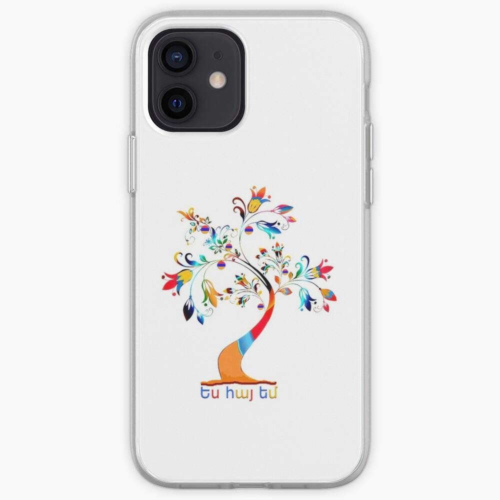 Yes Hay Em   Ես հայ եմ   iPhone Case & Cover