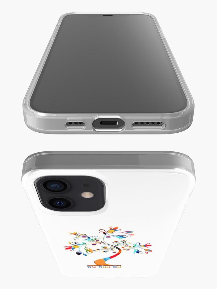 Alternate view of Yes Hay Em   Ես հայ եմ   iPhone Case & Cover