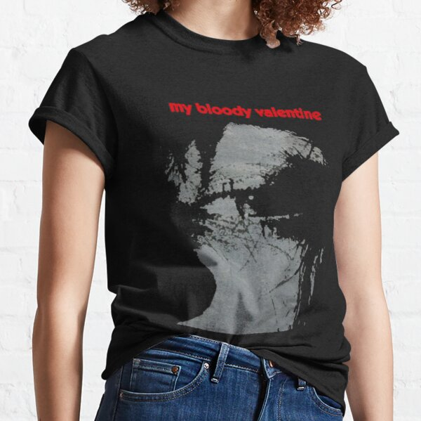 My Bloody Valentine - Feed Me Wih Your Kiss - Vintage Replica Classic T-Shirt