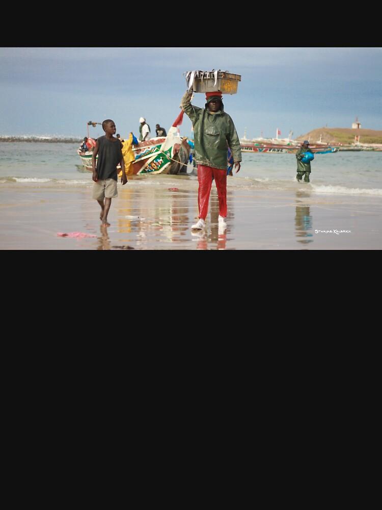 Back Fishing Day by Stwayne