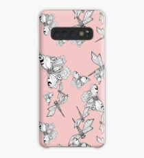 Dragonfly and butterfly - faith and truth Case/Skin for Samsung Galaxy