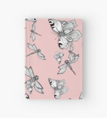 Dragonfly and butterfly - faith and truth Hardcover Journal