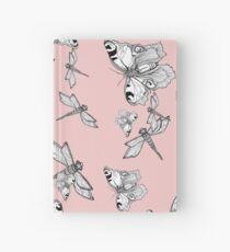 Libelle und Schmetterling - Glaube und Wahrheit Notizbuch