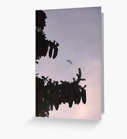 Swiss Skies Greeting Card