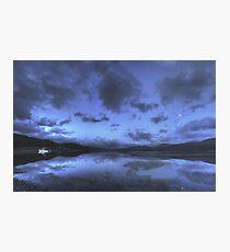 Twilight at Mawddach Estuary, Wales Photographic Print