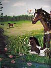 Horses and Fairies by Wendy Crouch