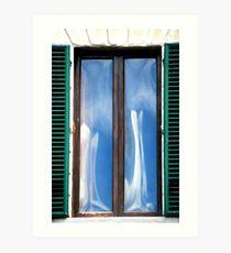 Arezzo Ghosts-Arezzo, Italy Art Print