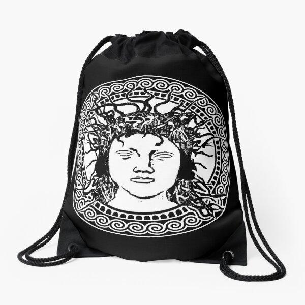 leo • theo | Medusa Drawstring Bag