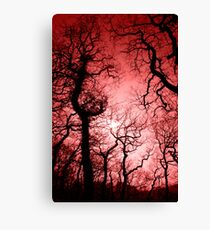 Surtur Rising Canvas Print