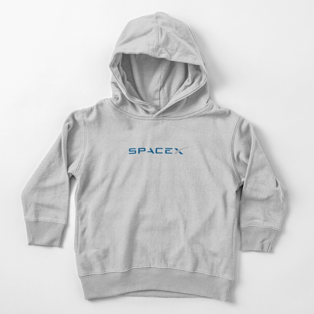 SpaceX Toddler Pullover Hoodie