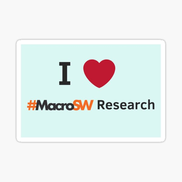 Support #MacroSW Research Sticker