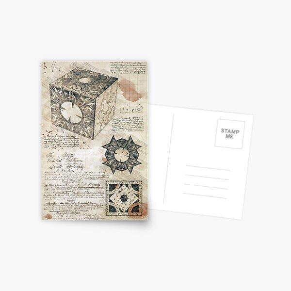 Lament Configuration (Version 2) Postcard