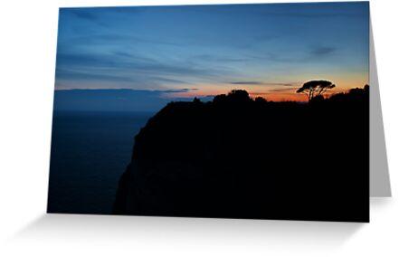 Paesaggio al Tramonto by Conor MacNeill