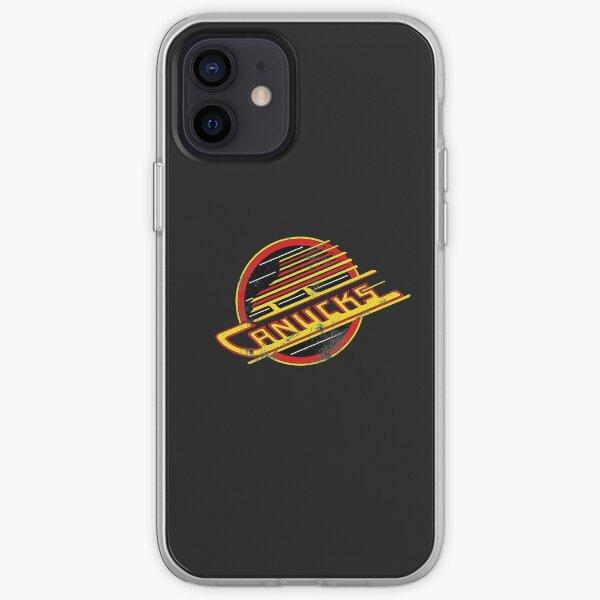 CANUCKS Coque souple iPhone
