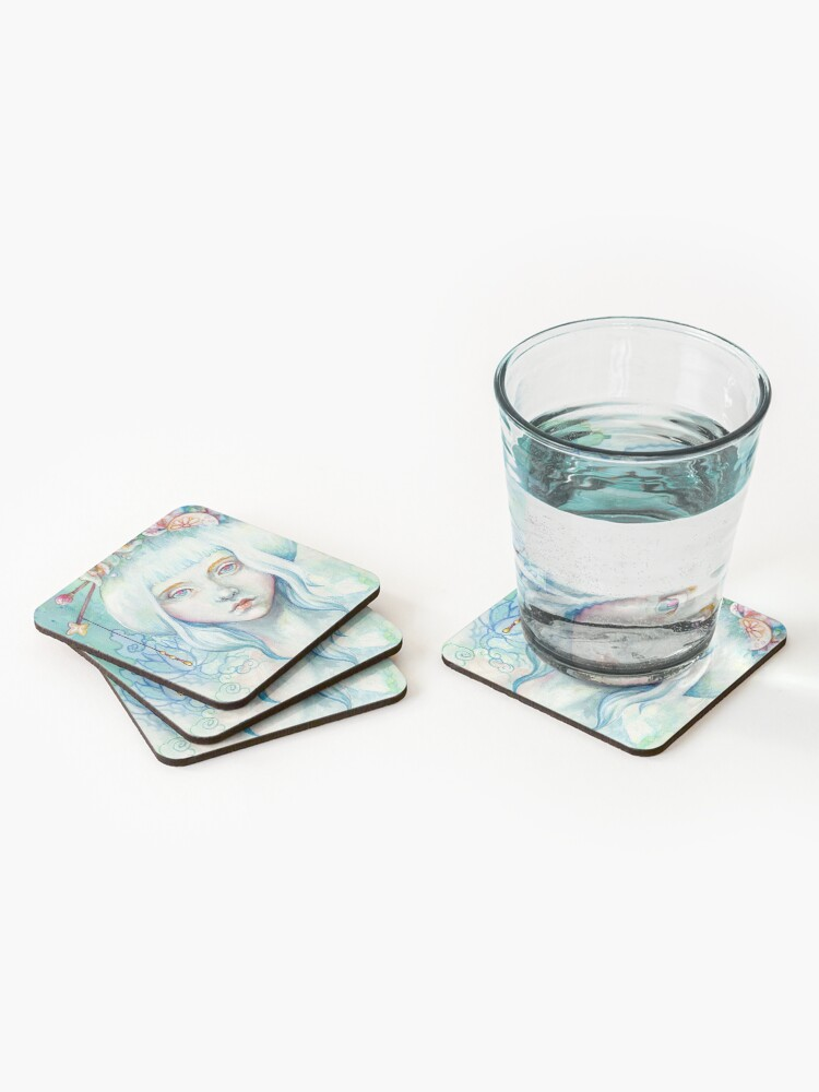 Alternate view of Ava Coasters (Set of 4)