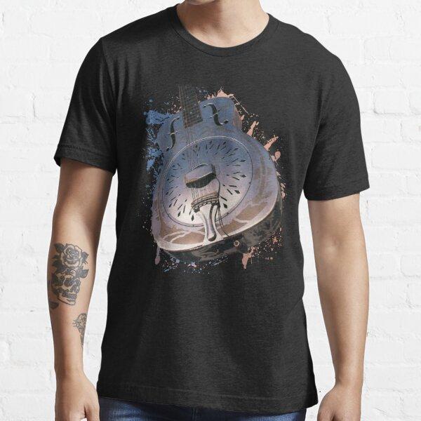 Guitar Dire Straits Camiseta esencial