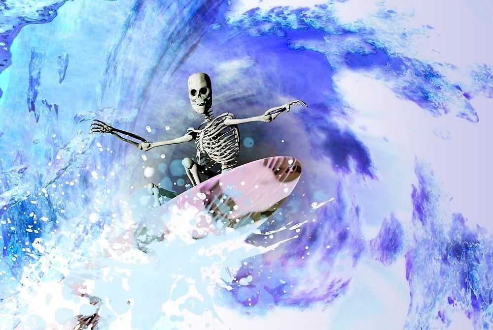 Skeleton Surfing by Carol and Mike Werner