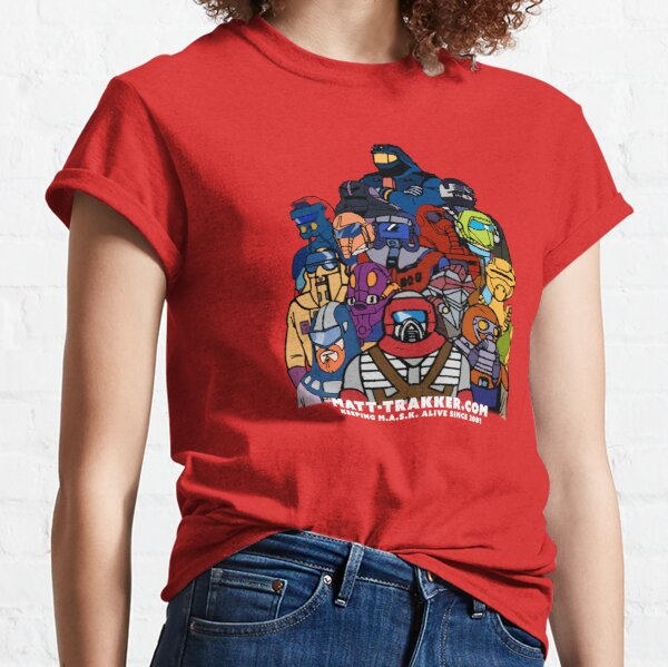 Keeping M.A.S.K. Alive Since 2001 Classic T-Shirt