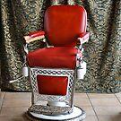 Barber Chair by richard  webb