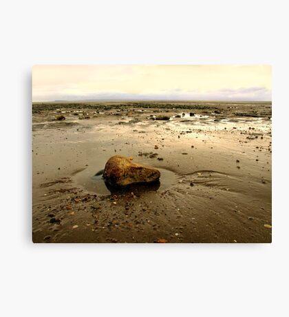 Sand Bay Canvas Print