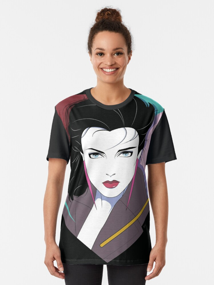 Alternate view of Her Name Is Rio Graphic T-Shirt