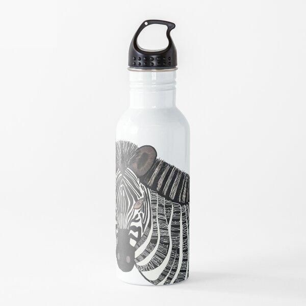 The Velveteen Zebra Water Bottle