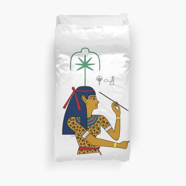 SESCHAT I Göttin Ägypten Schreiberin Bettbezug