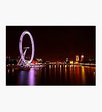 London Eye III Photographic Print