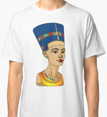 NOFRETETE I Königin von Ägypten  Classic T-Shirt