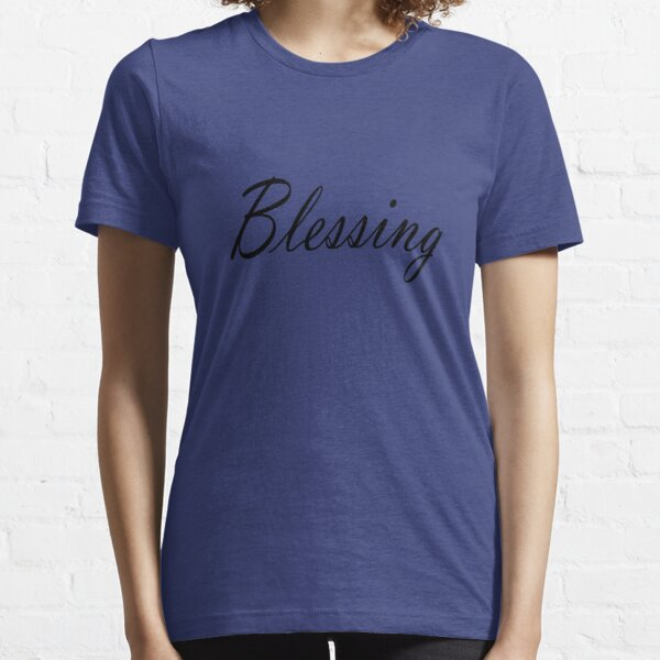 Blessing - Alone or Matched Essential T-Shirt